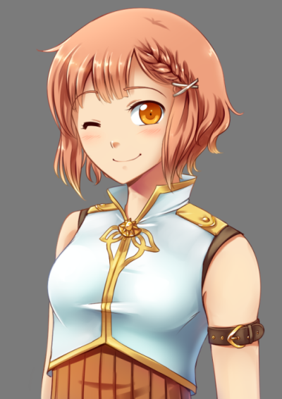 Done with Auralee's sprite!I wish i could work on this project all day, but i need to eat and pay bills ;v; *goes back to work*