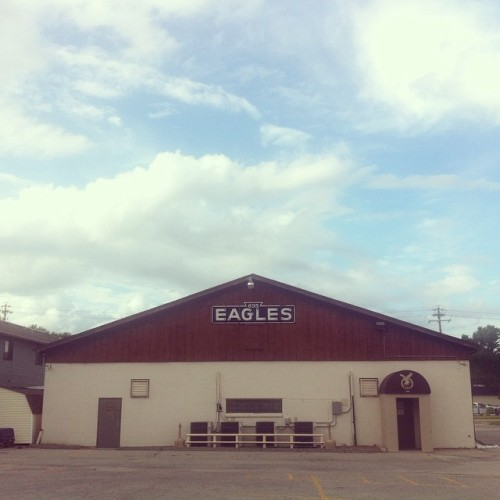 DEPARTMENT OF EAGLES (at VFW)