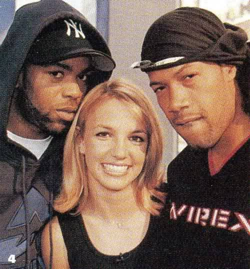 mdtepsic:  Method Man, Britney and Redman
