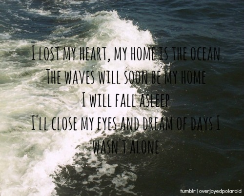 overjoyedpolaroid:  My picture and edit! Sleeping With Sirens -Don't Fall Asleep At The Helm