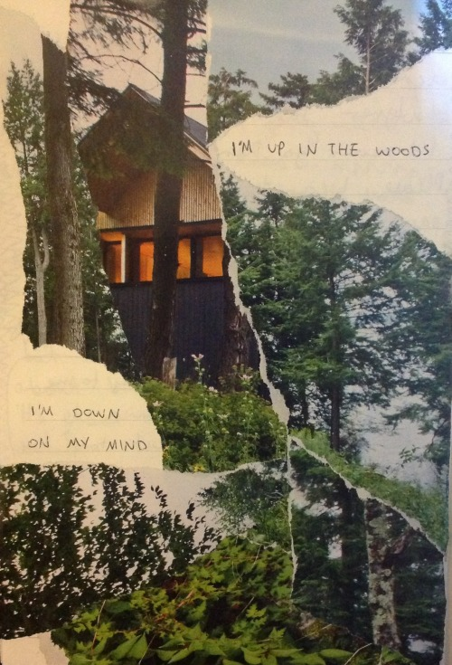 ston3m:  mineours:  Me, lyrics from Bon Iver - Woods  My favorite Bon Iver song and one of my favorite songs
