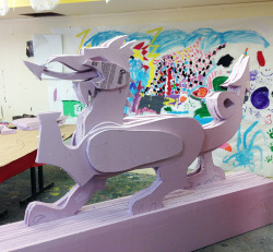 alesialacina:  Dragon Project STUDIO 4 Afterschool Art Class / K - 4th Grades