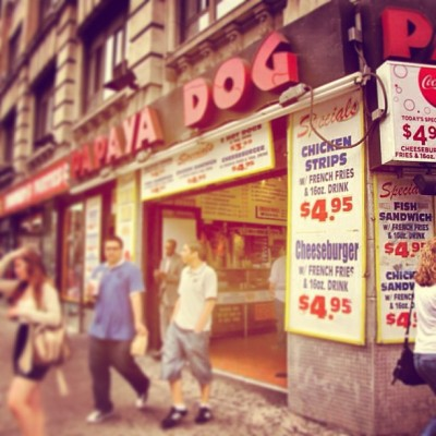 #food #fastfood #street #nyc #ny #america #american #people #urban #walk