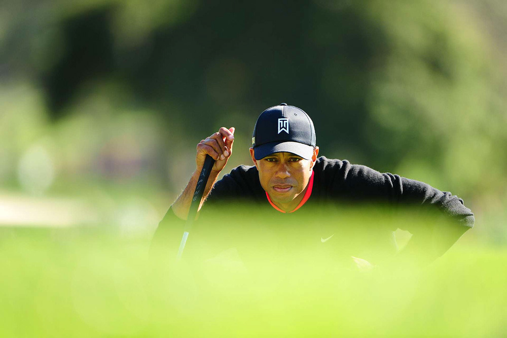 "sigolfphotos:  Tiger's key to victory this week at Torrey Pines? ""My short game was back to how I know it can be."" RECAP: Woods wins eighth title at Torrey PinesGALLERY: SI's best shots of the week (Credit: Robert Beck/SI)"