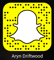 Driftwood & Daydreams Snapchat