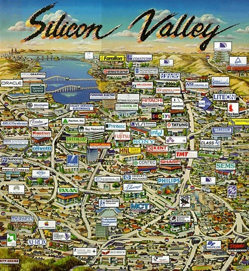 rootstartup:  Silicon Valley :)