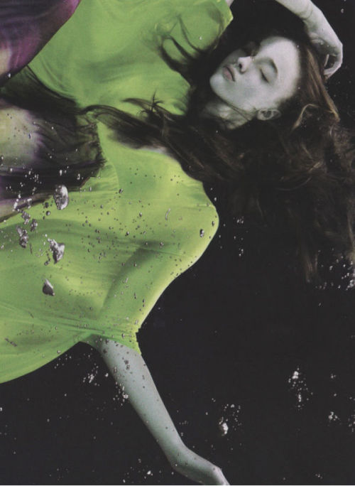 nomecalles:  Marcelina Sowa by Alix Malka, Numero #15 June 2008