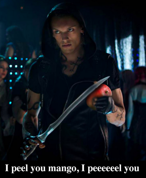fuckyeahmortalinstruments:  old habits die hard