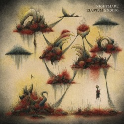 "wineandpop:  Ian Cory reviews the new Eluvium album, Nightmare Ending: ""Describing ambient in the terms of pop music is a pretty thankless task. Not only does it function differently from a formal perspective (i.e. for most ambient music, form isn't really a concern) but also the requirements from a listener on a moment-to-moment basis are drastically different. Nightmare Ending doesn't have many ""events"" in the way that a standard pop album would, although it does have noticeable shifts in harmony and melody. These changes occur slowly and often loop back around in unsurprising and natural ways, which allows the listener to move beyond the excitement of ""what happens next"" and focus on how the music is happening. Many of the sounds being made on this album are originally from a piano but have come a long way to their final form on the album. Often, the forefront of the piece will be a recognizable piano progression, while mountains of echoes of the same part build in the background, until they eventually overtake the entire mix. Each of the sounds that ebb and flow through the tracks leave a small sonic residue. Cooper is a master at creating a sense of distance and space in his music, and listening to this album is much more like walking through something than having something happen to you."" Read more at wineandpop.com"