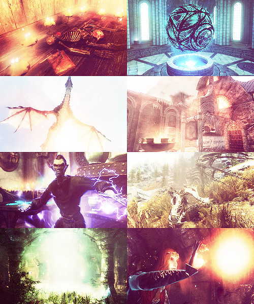 targaryenviserys:  screencap meme → colours abound  skyrim, requested by chianas