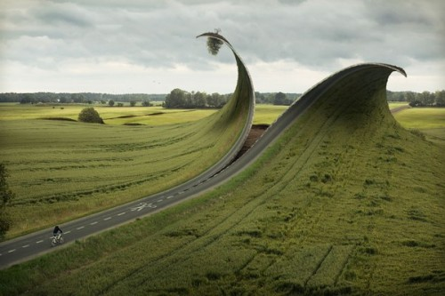 Mind-Bending Photo-Manipulations by Erik Johansson Shawn Saleme, visualnews.com Erik Johansen's pictures are worth more than a thousand words. The German born, Swedish based photographer enjoys nothing more than manipulating the mind with his tantalizing visual imagery. His vivid imagination and surreal forms create…  Create your reality!