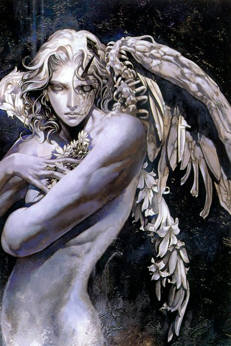 nintendocafe:  Art inspired by Castlevania | Super Nintendo