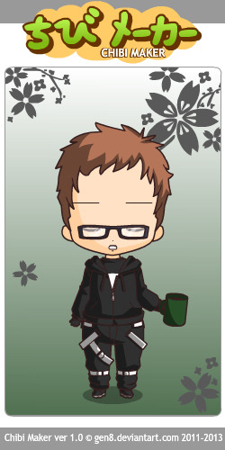 A chibi version of me. Chibi maker thing in source.