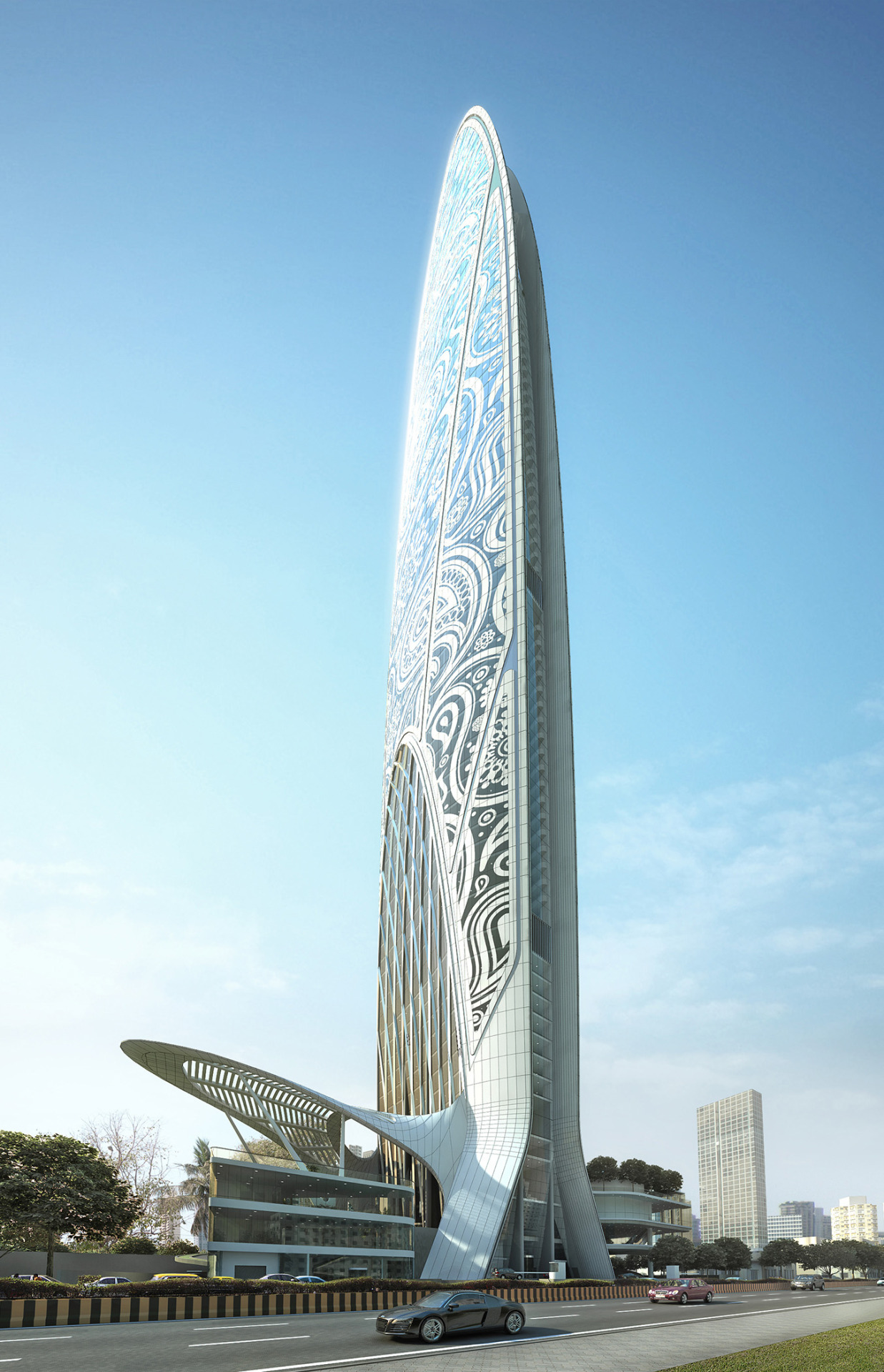 #ARCHITECTURE #RENDERINGS Mumbai, India | Namaste Tower | Atkins Mastering Autodesk Viz Render 2006: A Resource For Autodesk Architecural Desktop Users 9 new from $47.96 16 used from $8.72 SOURCE | 12.05.2013 | 14.19 High resolution renderings (showcase) http://www.skyscrapercity.com/showthread.php?t=1141539