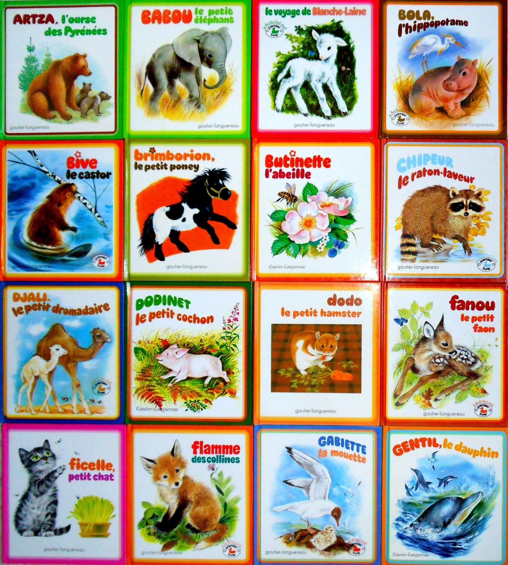 Collection Premiers Livres-Je les lis tout seul 848400e42b4417c1ac6d672fa017f38b7753d370