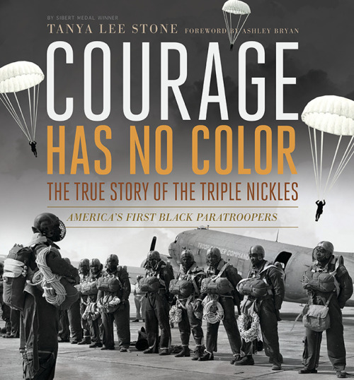 Stone opens her new book with what it felt like to be a paratrooper—the thrill and the fright of jumping out of an airplane, ready for battle. She proceeds to describe the many challenges that a group of black soldiers had to overcome to get to that point, including being relegated to service duties and segregated facilities.  more.