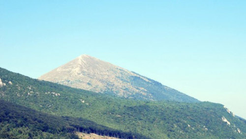 Serbian 'doomsday' mountain braces for end of the world touristsRumors of an alien-built pyramid in the mountain have apparently driven doomsday-fearers to seek out the mountain in hopes of protection.