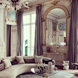 Dreaming of Paris  #interiordesign #elledecor