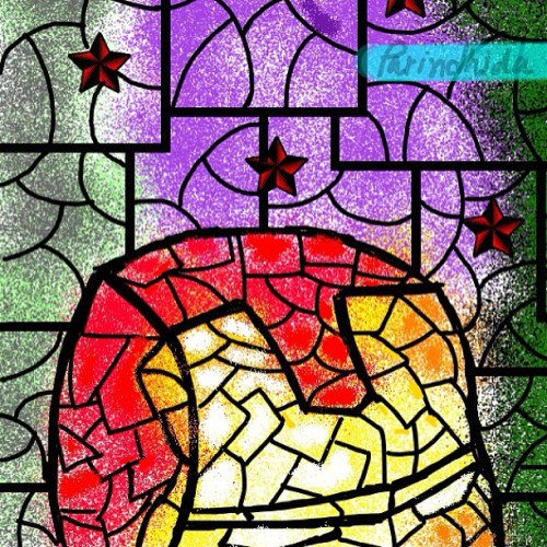 Alright, I got some drawing for this theme week. 'Iron Man Stained Glass' 😝 #iparindhidadraws #teamdli #teamdliweek52 #drawsomething #drawsomething2 #draw2 #drawing #drawsomethingdesigns #drawsomethingepic #drawsomethingcool #artmazing #art #dailydraw #hero #ironman #ironmands #comic #superhero #stainedglass