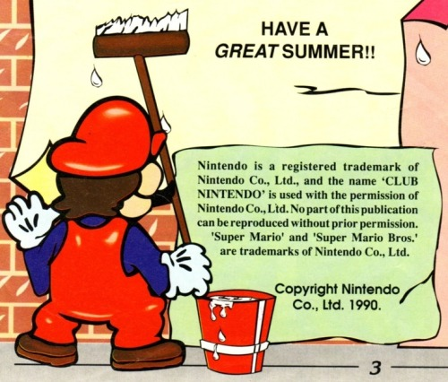 From the British Club Nintendo magazine.