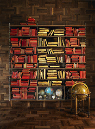 11 dreamy bookshelves - latimes.com on We Heart It. http://weheartit.com/entry/33765188/via/ellienyc