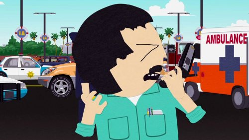 "southparkdigital:  ""CALM DOWN SHARON ALRIGHT CALM DOWN!!!!""http://cart.mn/ThePee"