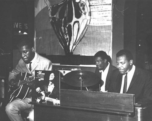 Grant Green, JC Moses, Larry Brooks