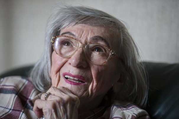 "Last Surviving Food Taster For Hitler Tells Her Story BERLIN — They were feasts of sublime asparagus — laced with fear. And for more than half a century, Margot Woelk kept her secret hidden from the world, even from her husband. Then, a few months after her 95th birthday, she revealed the truth about her wartime role: Adolf Hitler's food taster. Woelk, then in her mid-twenties, spent two and a half years as one of 15 young women who sampled Hitler's food to make sure it wasn't poisoned before it was served to the Nazi leader in his ""Wolf's Lair,"" the heavily guarded command center in what is now Poland, where he spent much of his time in the final years of World War II.   ""He was a vegetarian. He never ate any meat during the entire time I was there,"" Woelk said of the Nazi leader. ""And Hitler was so paranoid that the British would poison him — that's why he had 15 girls taste the food before he ate it himself.""   With many Germans contending with food shortages and a bland diet as the war dragged on, sampling Hitler's food had its advantages. ""The food was delicious, only the best vegetables, asparagus, bell peppers, everything you can imagine. And always with a side of rice or pasta,"" she recalled. ""But this constant fear — we knew of all those poisoning rumors and could never enjoy the food. Every day we feared it was going to be our last meal."""