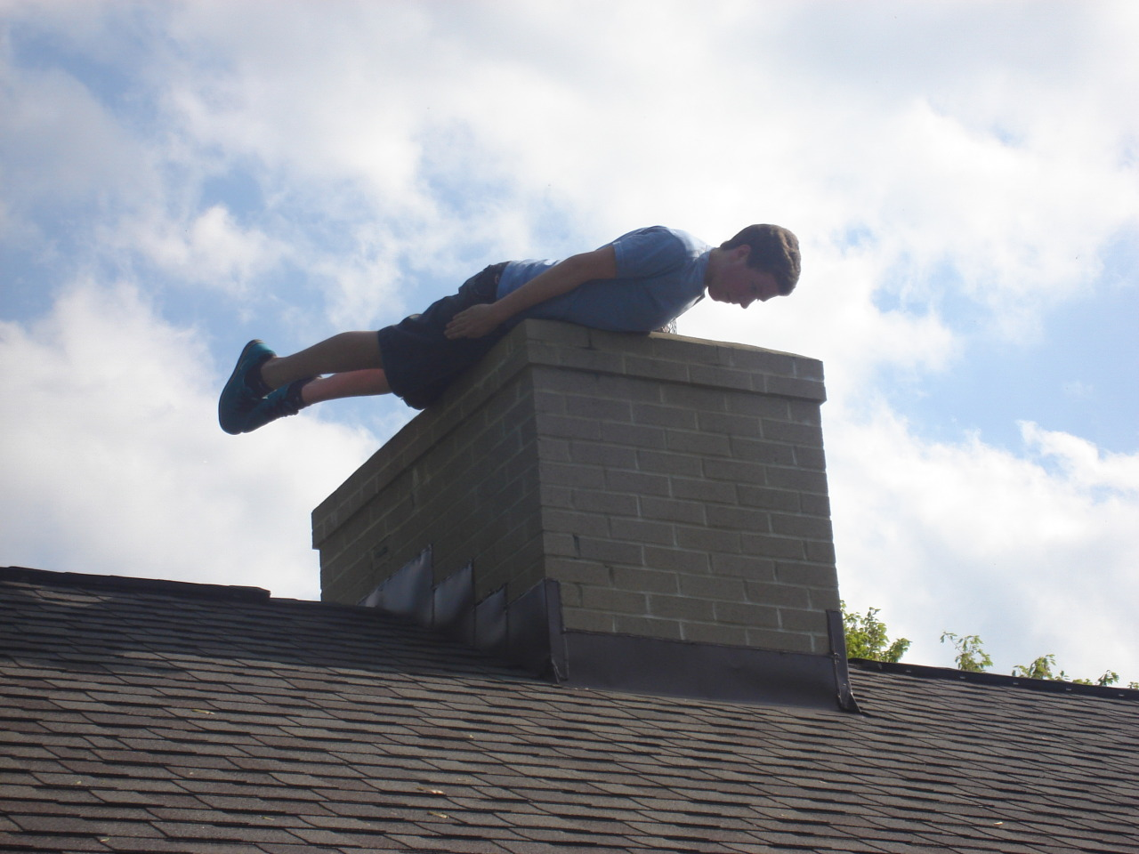 The first plank i ever did…. back in '10