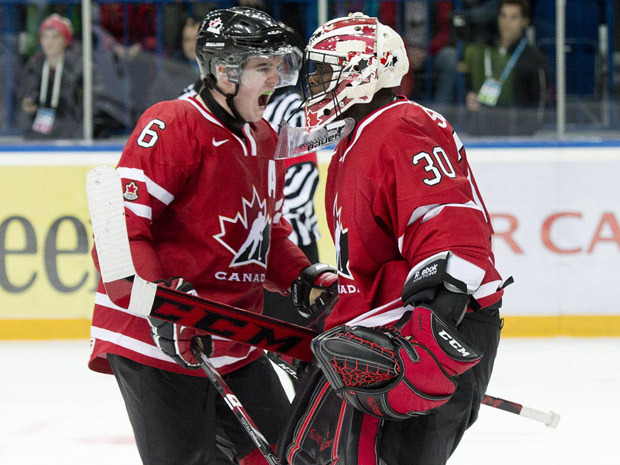Canada will meet the United States in a sudden death semi-final showdown Thursday at 4 a.m. ET. You should probably take your pre-game nap now.
