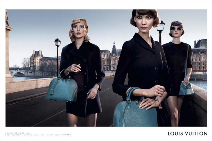 Louis Vuitton Alma Spring Summer 2013 by Steven Klein