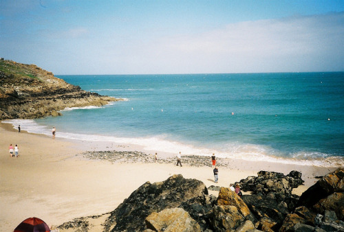 Porthgwidden Beach by b4be on Flickr.