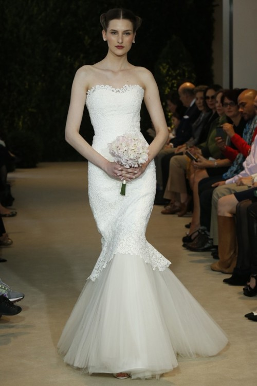 Best of Bridal Look 2: Carolina Herrera