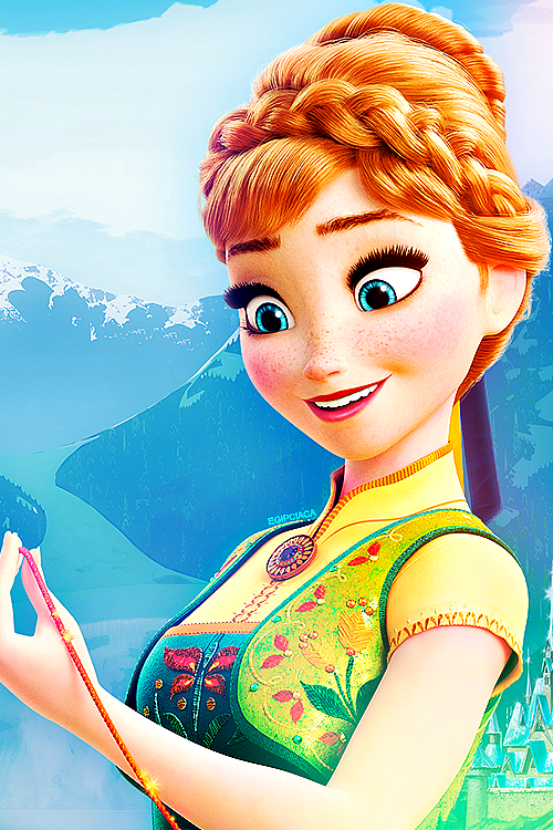 Disney frozen on tumblr - Princesse anna et elsa ...