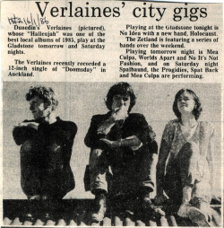 treetopclub:  equally ace photo of the verlaines