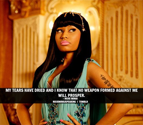 youngblackandvegan:  queen nicki