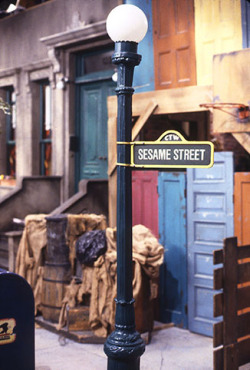 laughingsquid:  The Story of How 'Sesame Street' Got Its Name