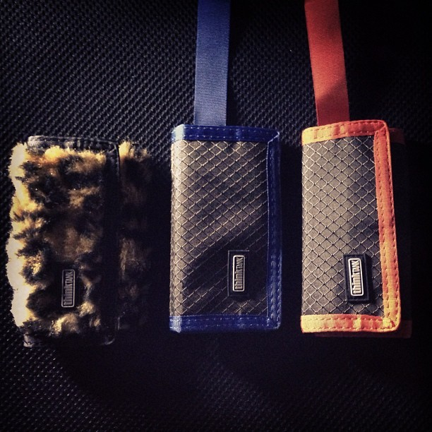 Orange (SD), Blue (CF) or Fuzzy!? Which would you choose? (at Burnley Street Studios)
