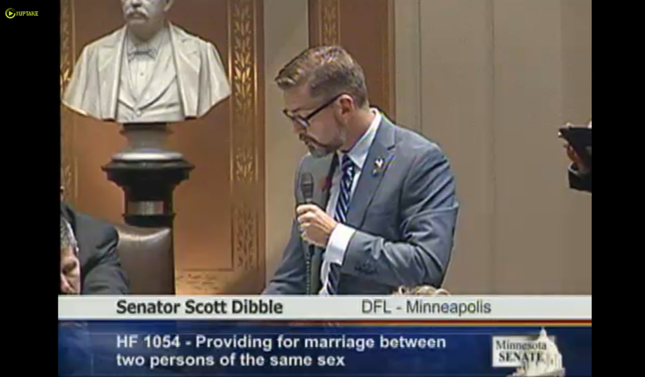 Watch the gay-marriage Senate floor debate live