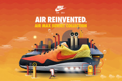 "streetmarketstore:  Nike Launches the ""Air Max Hunt"" on May 23 in San Francisco and New York http://bit.ly/19YzfOD"
