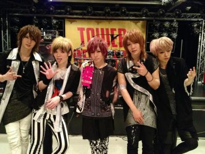 DaizyStripper's in-store event at Tower Records Shibuya store on May 22nd, 2013.