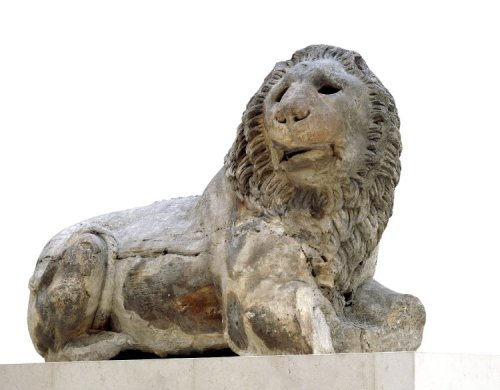 The Lion of Knidos 2nd Century BC Hellenistic (Source: The British Museum)