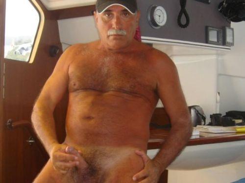 bear silver daddies to love