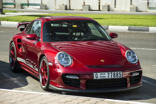 Arena Red Starring: Porsche 997 GT2 (by Eccentric M)