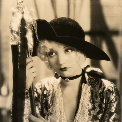 Alice White in Showgirl c,1928