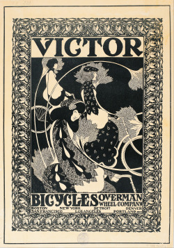 William Bradley, Victor Bicycles, ca. 1896