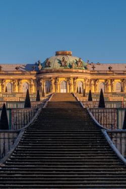 wanderlusteurope:  Sanssouci Palace, Berlin, Germany