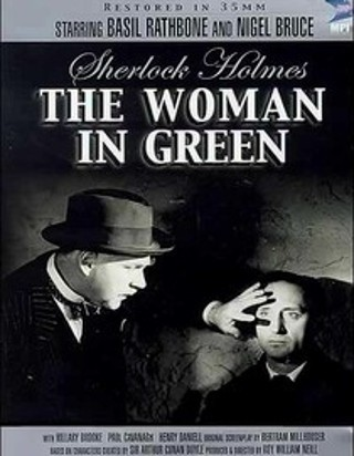 "I'm watching Sherlock Holmes: The Woman in Green    ""There are very few things better than scanning through the channels and stumbling into Basil Rathbone… #Fact""                      Check-in to               Sherlock Holmes: The Woman in Green on GetGlue.com"