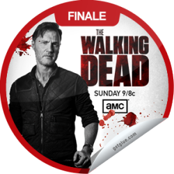 I just unlocked the The Walking Dead Season 3 Finale sticker on GetGlue                      27173 others have also unlocked the The Walking Dead Season 3 Finale sticker on GetGlue.com                  With the Governor's attack looming, Rick and his people need to determine if the prison is worth defending. Thanks for watching! Share this one proudly. It's from our friends at AMC.
