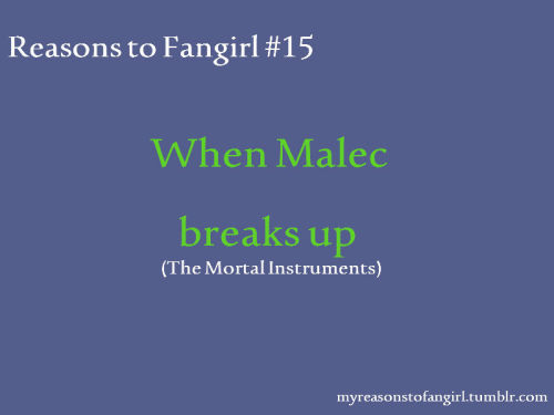 myreasonstofangirl:  Reasons to Fangirl #15